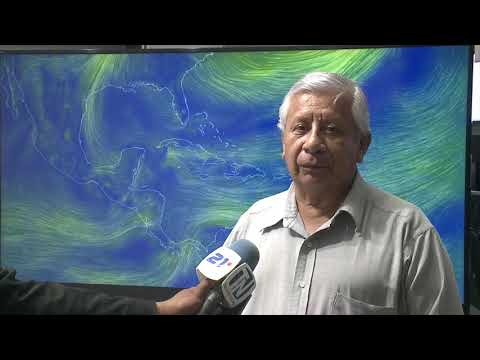 Este lunes continuará ambiente cálido en zona oriental y zonas costeras de El Salvador