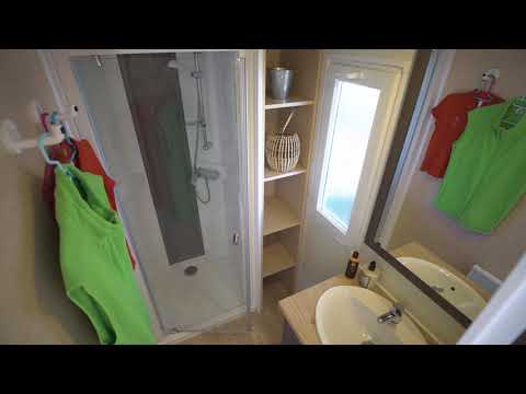 MOBIL HOME 24M² 2 ADULTES OU 2 ADULTES 2 ENFANT