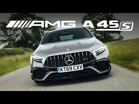 Mercedes-AMG A45 S: Road Review | Carfection 4K
