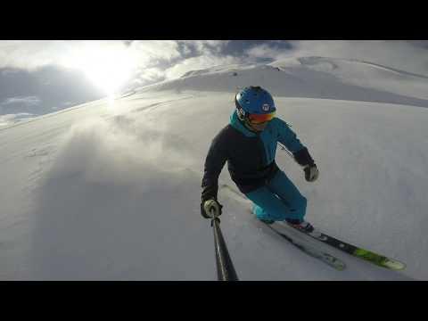 Telemark Scene USA/Germany 2018; Telemark Skiing