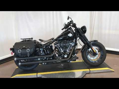2017 Harley-Davidson® Softail Slim® FLSS