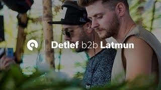 Detlef b2b Latmun - Live @ The BPM Festival 2017 Repopulate Mars, Canibal Royal