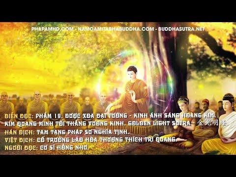 Phẩm 19. Dược Xoa Đại Tướng - Kinh Ánh Sáng Hoàng Kim