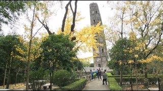 В Китае есть своя «пизанская башня»
