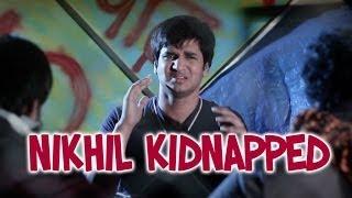 Karthikeya Hero Nikhil Siddharth Kidnapped - Colors Swathi