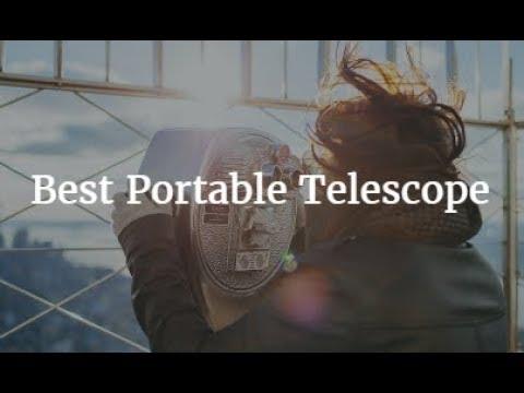 Best Portable Telescope 2018