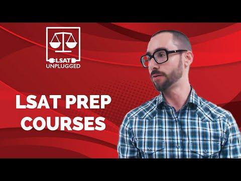 LSAT prep courses - YouTube
