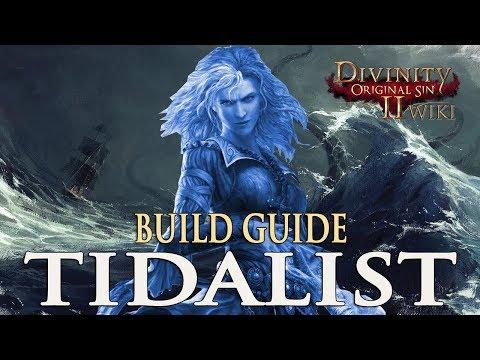 Best lone wolf build? :: Divinity: Original Sin 2 General