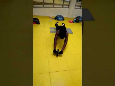 UWC bodybuilders