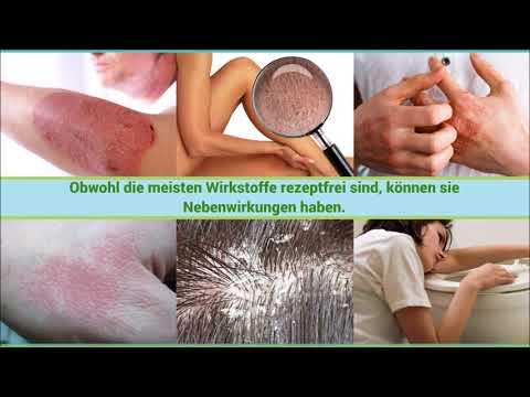 Die Präparate für die Behandlung atopitscheski die Hautentzündung bei den Erwachsenen die Behandlung