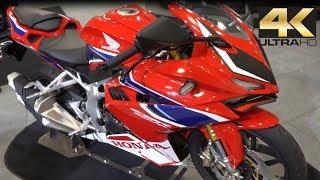 Viral Penampakan New Honda CBR250RR 2019 Tricolor RWB - 新2019ホンダCBR250RR 4K