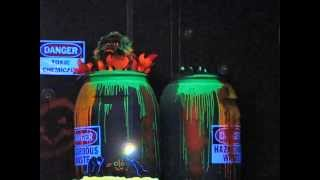 Gorilla Beer can Spider