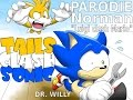 Tails clash Sonic