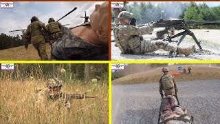 DFN:U.S. Army Europe Best Warrior competition wrap up video GRAFENWOEHR, BY, GERMANY 08.17.2018