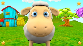 Kids English Nursery Rhymes Video Collection   3D Baby Songs by Little Treehouse