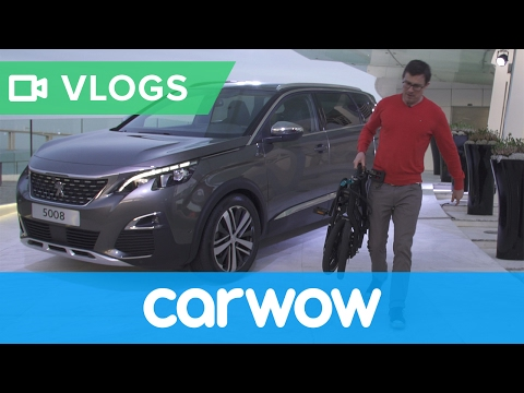 Look what I found while reviewing the new Peugeot 5008 | Mat Vlogs