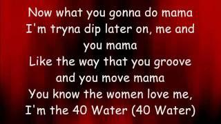 E-40 feat. T-Pain & Kandi Girl - U And Dat (Lyrics) HQ