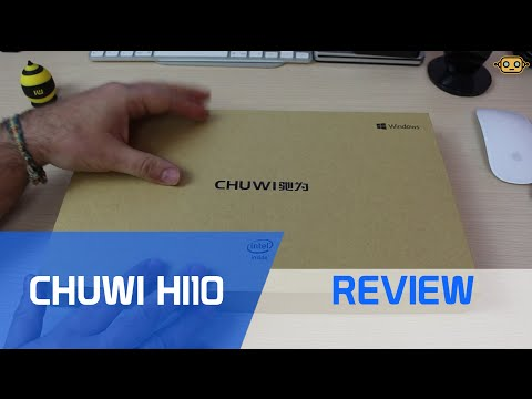 Tablet Chuwi Hi10 Review en Español