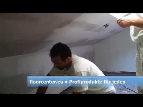 So geht's! Wände Verspachteln Anleitung Ardex  A 828 Ardumur Renovieren Verputzen