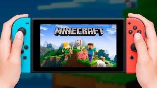 Майнкрафт на Nintendo Switch | Майнкрафт Открытия