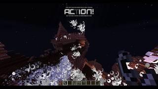 Zamek Z Tnt W Minecraft