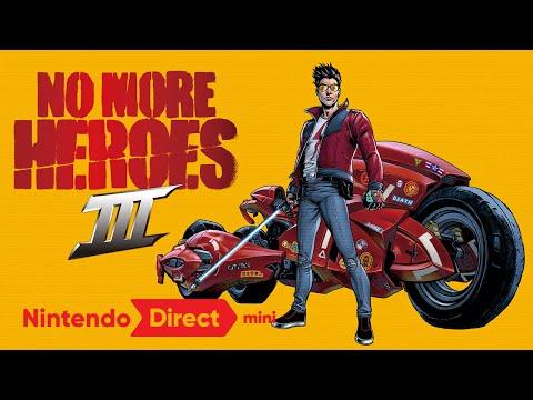 Gameplay du Direct Mini (28/10/20) de No More Heroes III