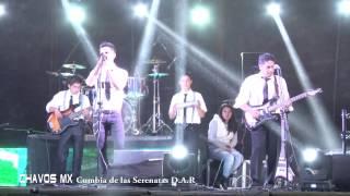 Cumbia De Las Serenatas Grupo Chavos Mx