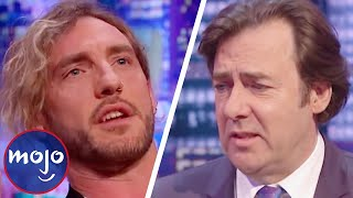 Top 10 Awkward Moments on The Jonathan Ross Show