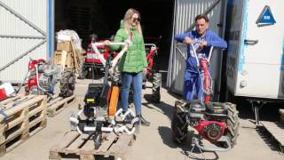 Мотоблок кентавр мб 2061 д-3 от компании ПКФ «Электромотор» - видео