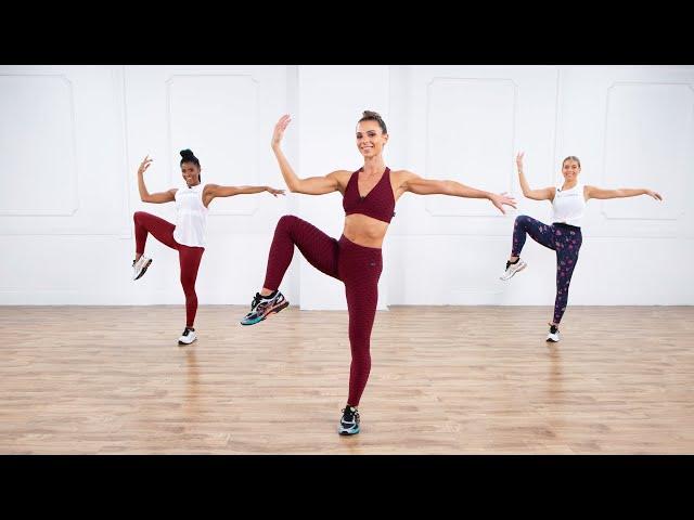 20-Minute Dance Cardio & Sculpting Workout