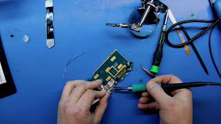 Kindle Fire Charging Port Replacement Full Process (Nothing
