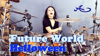 Helloween - Future World drum cover by Ami Kim (#68)