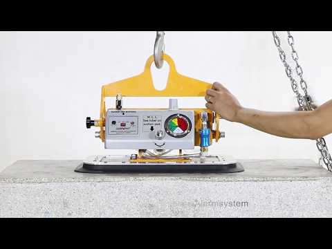 Handpumpe Vakuum Heber AVLHP240/480