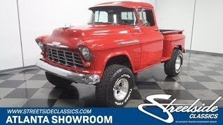 1956 Chevrolet 3100 4x4 for sale | 4319-ATL