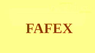 Video Fafex -  Stratená galaxia