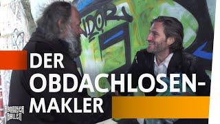 Der Obdachlosen-Makler