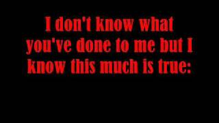 Jace Everett - Bad Things (True Blood Soundtrack) w/lyrics