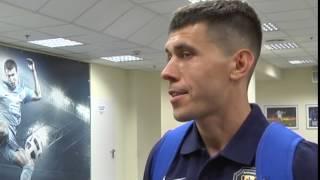 Кравченко после первого матча СК Днепр-1 (09.07.2017)