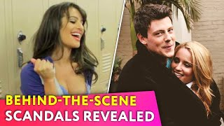 Glee: Top-10 Behind-The-Scenes Scandals |  |⭐ OSSA Radar