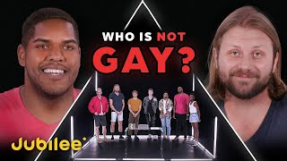 6 Gay Men vs 1 Secret Straight Man