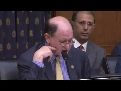 U.S. Congressional Hearing On Bangladesh 2018 - Zahid F Sarder Saddi