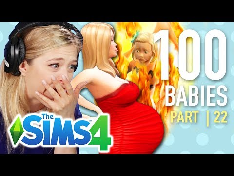 Single Girl Burns Down Her Home In The Sims 4 | Part 22