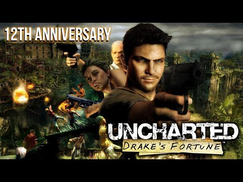 ❗ Uncharted Drakes Fortune | 12th Anniversary Stream - Brutal Difficulty