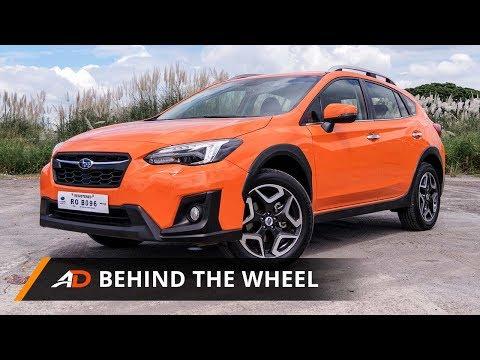 2018 Subaru XV 2.0i-S Review - Behind the Wheel