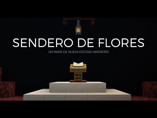 Adventure Map Sendero De Flores 1 16 Esp Minecraft Map