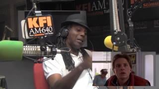 Interview w/me - KFI AM • 640