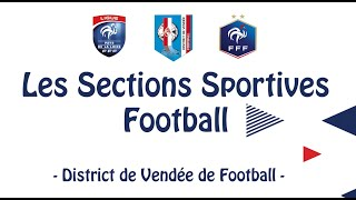 Les Sections Sportives Football