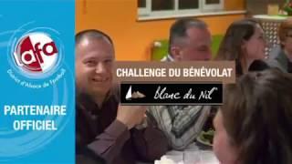 Challenge du Bénévolat - Blanc du Nil