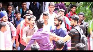 PRANK IN COLLEGE (GONE EXTREMELY WRONG n VIOLENT | PRANKS IN INDIA | Prank gone wrong !