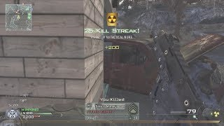 MW2 Scrapyard Nuke - Why Are You Sat There - Poxy